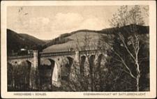 Jelenia Góra - wiadukt kolejowy [Dokument ikonograficzny]