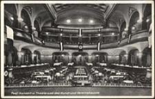 Jelenia Góra - Teatr im. C. K. Norwida - Sala widowiskowa 1940 r. [Dokument ikonograficzny]