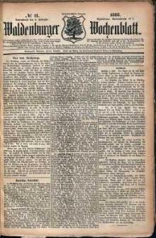 Waldenburger Wochenblatt, Jg. 32, 1886, nr 11