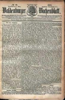 Waldenburger Wochenblatt, Jg. 32, 1886, nr 19