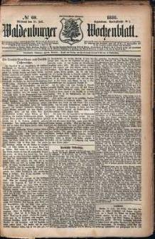 Waldenburger Wochenblatt, Jg. 32, 1886, nr 60