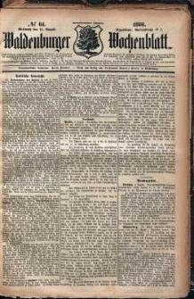 Waldenburger Wochenblatt, Jg. 32, 1886, nr 64
