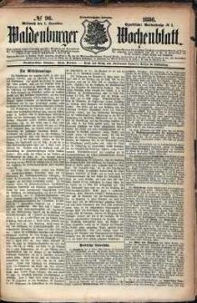 Waldenburger Wochenblatt, Jg. 32, 1886, nr 96