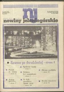Nowiny Jeleniogórskie : tygodnik PZPR, R. 28, 1985, nr 48 (1408)