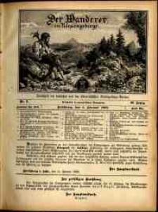 Der Wanderer im Riesengebirge, 1909, nr 2