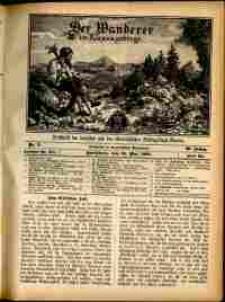 Der Wanderer im Riesengebirge, 1909, nr 6