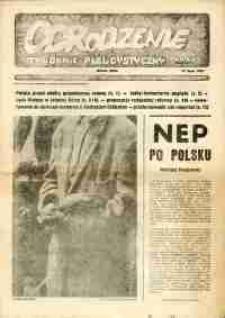 """Odrodzenie : tygodnik publicystyczny NSZZ """"Solidarność"""", 1981, nr [2]"""
