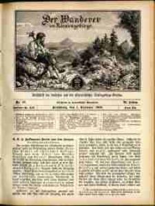 Der Wanderer im Riesengebirge, 1909, nr 12