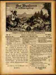 Der Wanderer im Riesengebirge, 1910, nr 12