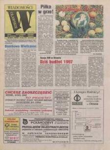 Wiadomości Oławskie, 1997, nr 13 (204)