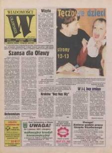 Wiadomości Oławskie, 1997, nr 21 (212)