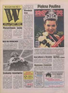 Wiadomości Oławskie, 1997, nr 27 (218)