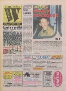 Wiadomości Oławskie, 1997, nr 28 (219)