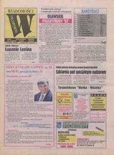 Wiadomości Oławskie, 1997, nr 37 (228)