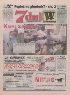 7 dni - Wiadomości Oławskie : tygodnik lokalny, 1998, nr 35 (278)