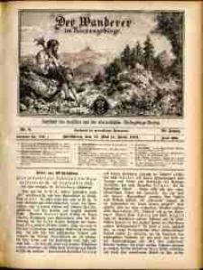 Der Wanderer im Riesengebirge, 1912, nr 6