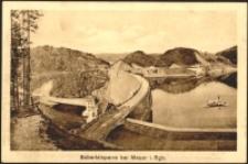 Pilchowice - zapora wodna na Bobrze [Dokument ikonograficzny]