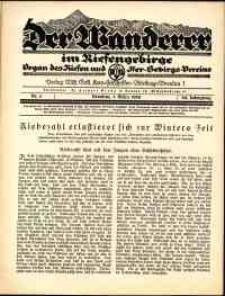 Der Wanderer im Riesengebirge, 1926, nr 4
