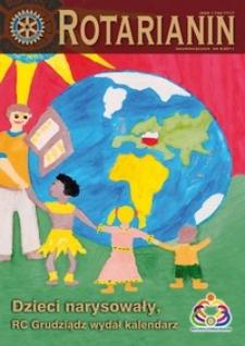 Rotarianin, 2011, nr 6 [Dokument elektroniczny]