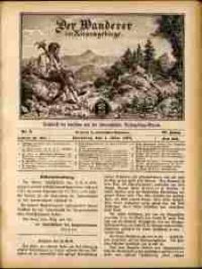 Der Wanderer im Riesengebirge, 1913, nr 3