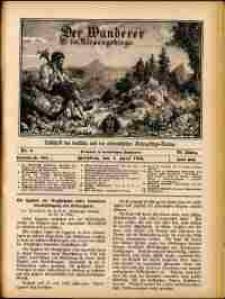 Der Wanderer im Riesengebirge, 1913, nr 4