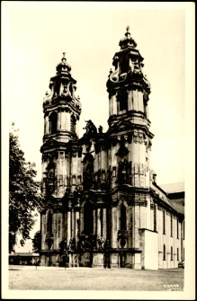 Grüssau i. Schlesien. Marienkirche [Dokument ikonograficzny]