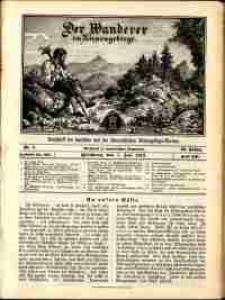 Der Wanderer im Riesengebirge, 1913, nr 7
