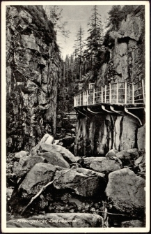 Riesengebirge, Zackelklamm [Dokument ikonograficzny]