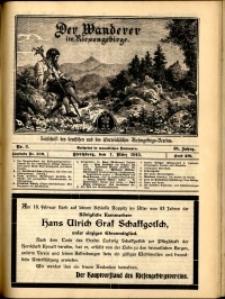 Der Wanderer im Riesengebirge, 1915, nr 3