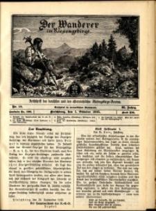 Der Wanderer im Riesengebirge, 1915, nr 10