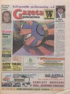 Gazeta Powiatowa - Wiadomości Oławskie, 1999, nr 21 (315) [Dokument elektroniczny]