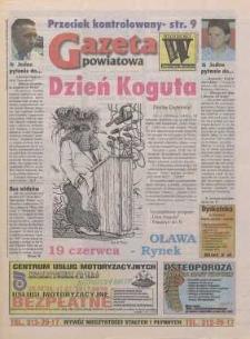 Gazeta Powiatowa - Wiadomości Oławskie, 1999, nr 24 (318) [Dokument elektroniczny]