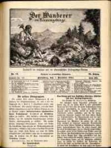 Der Wanderer im Riesengebirge, 1914, nr 12