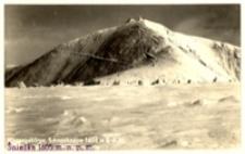 Karkonosze - Śnieżka zimą [Dokument ikonograficzny]