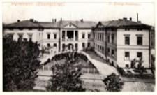 Jelenia Góra - Cieplice - Szpital [Dokument ikonograficzny]