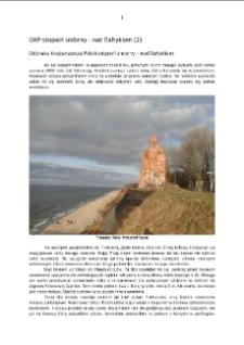 Odznaka Krajoznawcza Polski stopień srebrny - nad Bałtykiem (2) [Dokument elektroniczny]