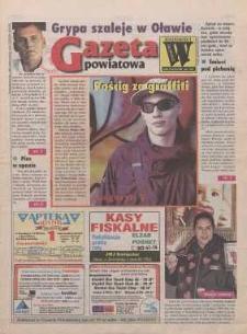 Gazeta Powiatowa - Wiadomości Oławskie, 2000, nr 2 (348) [Dokument elektroniczny]
