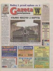 Gazeta Powiatowa - Wiadomości Oławskie, 2000, nr 7 (353) [Dokument elektroniczny]