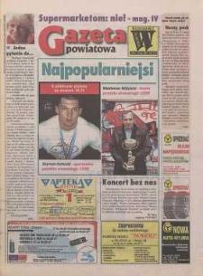 Gazeta Powiatowa - Wiadomości Oławskie, 2000, nr 12 (358) [Dokument elektroniczny]