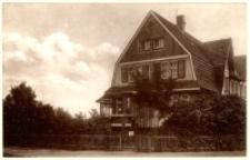 Jelenia Góra - Cieplice - budynek mieszkalny [Dokument ikonograficzny]