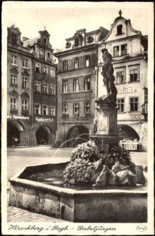 Hirschberg i. Rsgb. - Gabeljürgen [Dokument ikonograficzny]