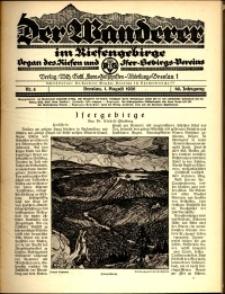 Der Wanderer im Riesengebirge, 1926, nr 8