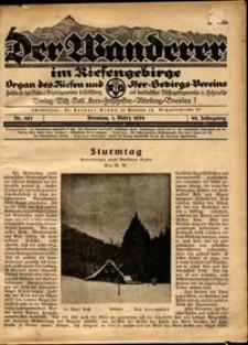 Der Wanderer im Riesengebirge, 1924, nr 3