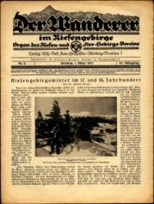 Der Wanderer im Riesengebirge, 1927, nr 3